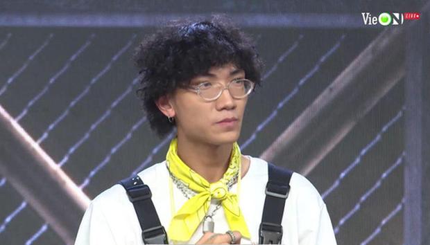 Thầy giáo rapper chọn diễn hit Katy Katy của Lam Trường siêu đáng yêu, Suboi mê mẩn đến nỗi... quên đạp chân ga để chọn - Ảnh 2.