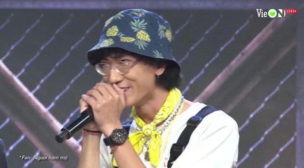 Thầy giáo rapper chọn diễn hit Katy Katy của Lam Trường siêu đáng yêu, Suboi mê mẩn đến nỗi... quên đạp chân ga để chọn - Ảnh 4.