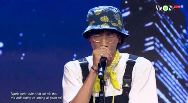 Thầy giáo rapper chọn diễn hit Katy Katy của Lam Trường siêu đáng yêu, Suboi mê mẩn đến nỗi... quên đạp chân ga để chọn - Ảnh 6.