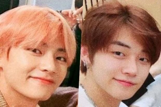 Nam idol có nhan sắc giống V (BTS) từng được Big Hit tuyển đến 2 lần bởi 2 người khác nhau, không hổ danh là thực tập sinh huyền thoại - Ảnh 10.