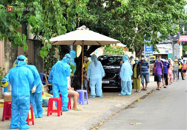 Nhiều ca nhiễm Covid-19 được công bố ở Đà Nẵng là các bệnh nhân trong khu cách ly, từng xét nghiệm âm tính - Ảnh 1.