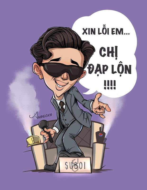 Rap Việt lập cú hattrick khi tập 3 vừa lên sóng đã giành ngay top 1 trending YouTube - Ảnh 3.
