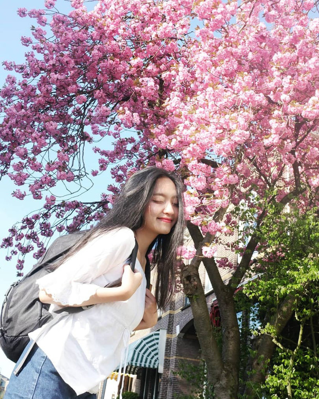 Nữ sinh Huế xinh đẹp là thủ khoa đầu ra, GPA 3.88/4, nhận học bổng toàn phần châu Âu, đi 11 nước trong vòng 6 tháng - Ảnh 2.