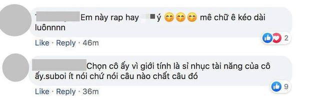 Dân tình xuýt xoa về nữ rapper đầu tiên tại Rap Việt: Dù là Tlinh hay Txinh thì màn trình diễn vẫn quá đỗi dễ thương! - Ảnh 5.