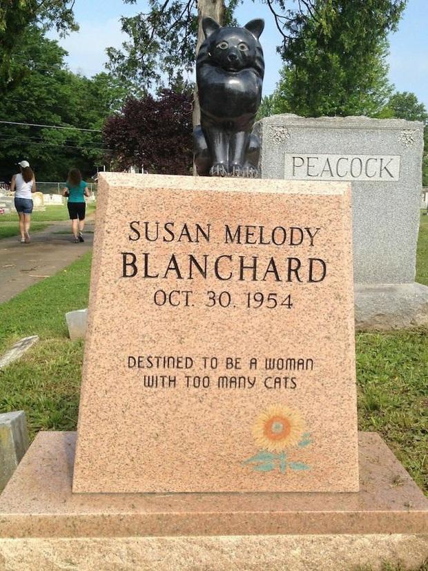 19 câu hài hước trên bia mộ của những người đã khuất nhưng độ lầy thì trường tồn cùng thời gian - Ảnh 8.