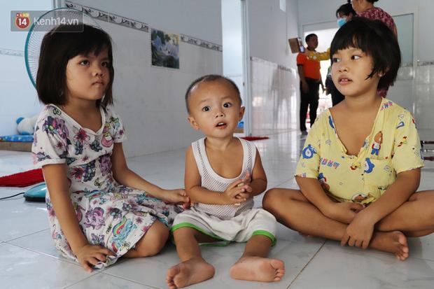Người mẹ khờ ở Trà Vinh đã triệt sản sau khi hạ sinh bé trai nặng 2.8kg, được mạnh thường quân tặng nhà mới - Ảnh 6.