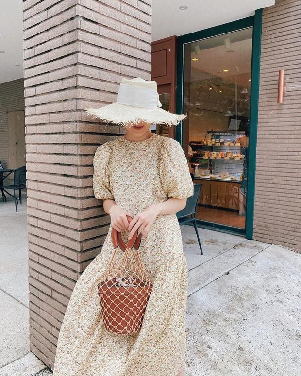Street style tràn ngập tông màu mùa thu của sao và hot girl Việt: Toàn outfit xinh xắn sành điệu nhưng cực dễ bắt chước  - Ảnh 3.