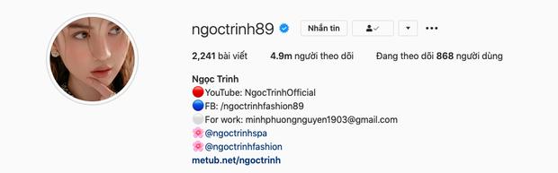 Thừa thắng xông lên, Chi Pu vượt mặt Ngọc Trinh để trở thành nghệ sĩ thứ 2 có 5 triệu follower trên Instagram - Ảnh 5.