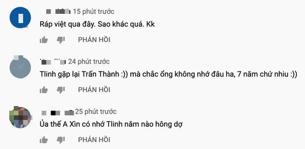 7 năm trôi qua, Trấn Thành liệu có nhớ đã từng gặp Tlinh với tư cách MC - thí sinh tại The Voice Kids không nhỉ? - Ảnh 8.