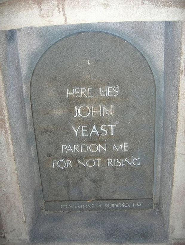 19 câu hài hước trên bia mộ của những người đã khuất nhưng độ lầy thì trường tồn cùng thời gian - Ảnh 17.