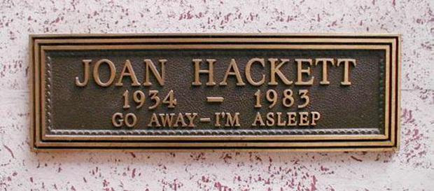 19 câu hài hước trên bia mộ của những người đã khuất nhưng độ lầy thì trường tồn cùng thời gian - Ảnh 19.