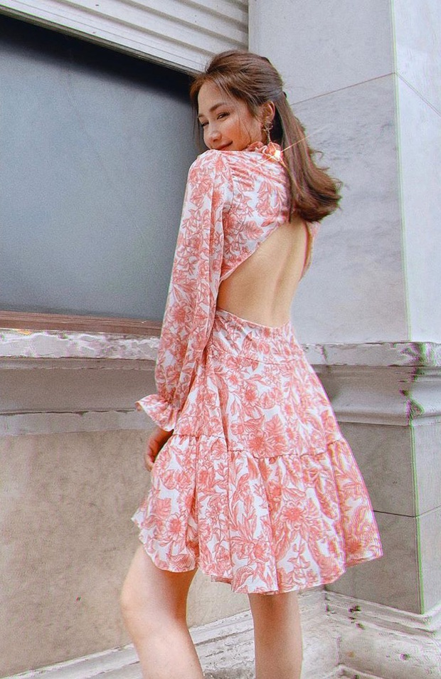 Street style tràn ngập tông màu mùa thu của sao và hot girl Việt: Toàn outfit xinh xắn sành điệu nhưng cực dễ bắt chước  - Ảnh 9.