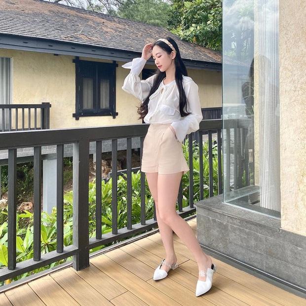 Street style tràn ngập tông màu mùa thu của sao và hot girl Việt: Toàn outfit xinh xắn sành điệu nhưng cực dễ bắt chước  - Ảnh 5.