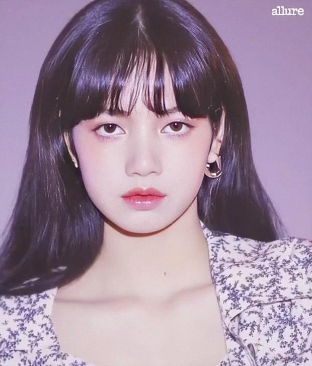 """10 idol Kpop có đôi mắt """"tam bạch"""" cực hiếm: Tưởng khuyết điểm nhưng giúp Lisa (BLACKPINK), V (BTS) nâng tầm visual - Ảnh 5."""