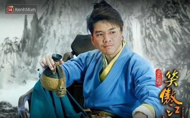 Sẽ ra sao nếu các streamer Việt vào vai diễn trong các bộ phim kiếm hiệp? - Ảnh 1.