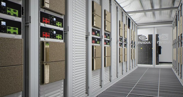 Nvidia lắp ráp siêu máy tính nhanh thứ 7 thế giới chỉ trong một tháng - Ảnh 1.
