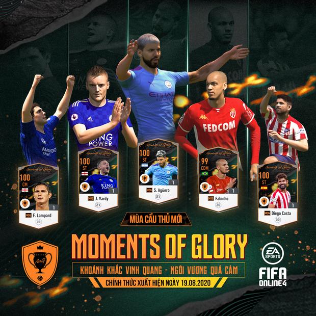 FIFA Online 4: Mùa thẻ mới Moment of Glory (MOG) có gì đặc biệt? - Ảnh 1.