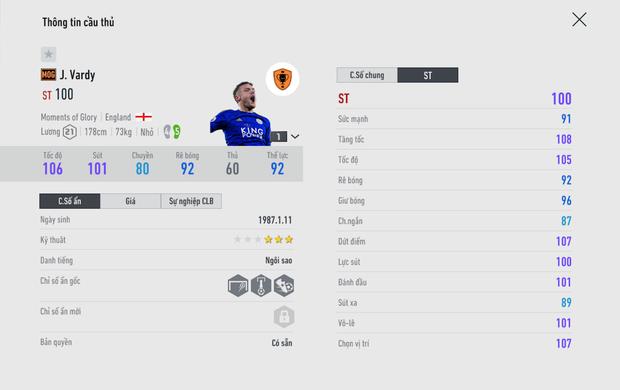 FIFA Online 4: Mùa thẻ mới Moment of Glory (MOG) có gì đặc biệt? - Ảnh 5.