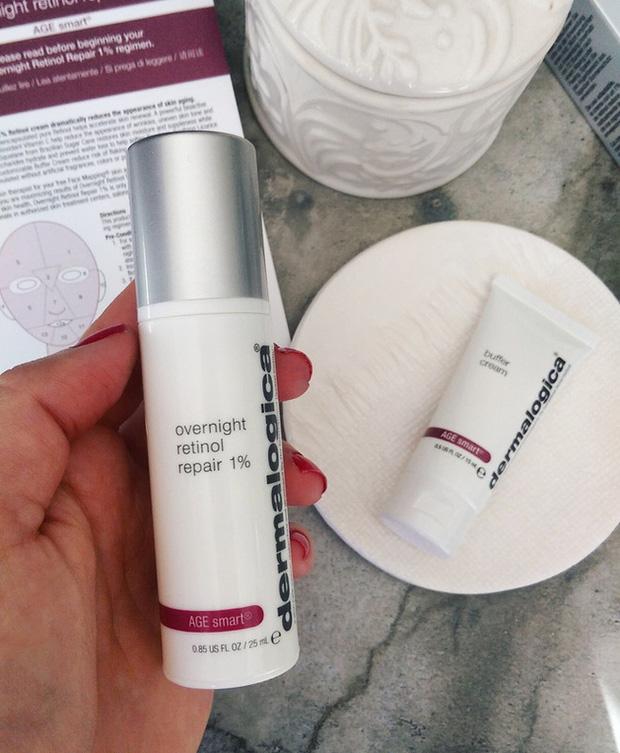 Bác sĩ da liễu khuyên dùng 4 sản phẩm retinol để trẻ hóa da, có loại chỉ 350k - Ảnh 5.