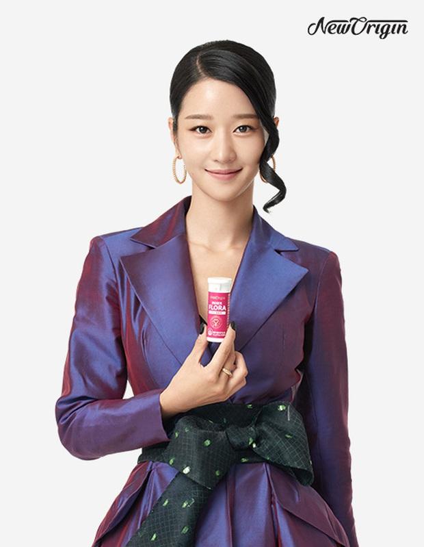 Thời tới không cản nổi: Seo Ye Ji nổi như cồn, hợp đồng quảng cáo tới tấp sau Điên Thì Có Sao - Ảnh 6.
