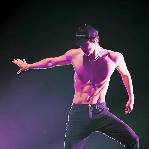 Shownu (MONSTA X) chọn ra 3 nam idol body đẹp nhất Kpop: Tức vì toàn nam thần, danh sách đỉnh đến mức Knet tấm tắc khen - Ảnh 5.