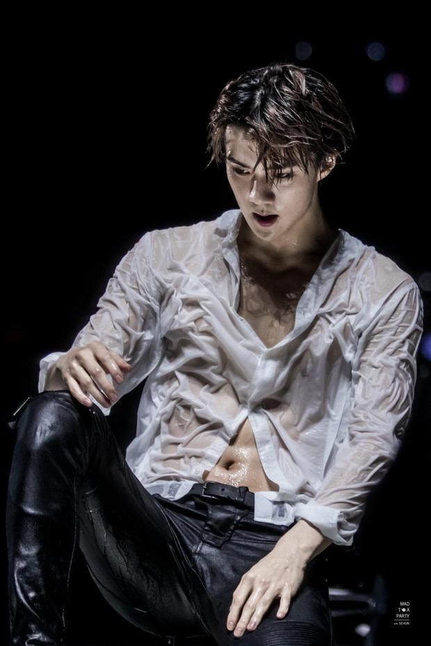 Shownu (MONSTA X) chọn ra 3 nam idol body đẹp nhất Kpop: Tức vì toàn nam thần, danh sách đỉnh đến mức Knet tấm tắc khen - Ảnh 6.