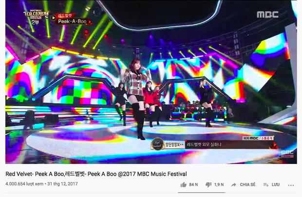 Sân khấu MBC Gayo Daejejeon đỉnh cao của SNSD và T-Ara sau 7 năm không đánh bại được đàn em về lượt view nhưng #1 mới bất ngờ - Ảnh 1.