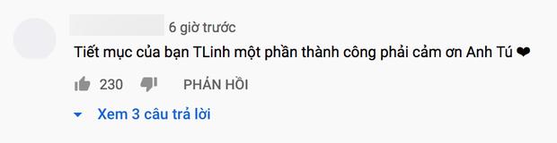 Rời công ty Đông Nhi, Anh Tú The Voice gây sốt khi trở thành ca sĩ bí ẩn hỗ trợ dàn thí sinh Rap Việt - Ảnh 4.