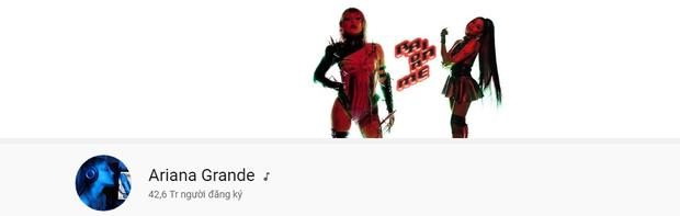 BLACKPINK chính thức vượt mặt Ariana Grande thành bà hoàng YouTube, nhưng bỏ xa đối thủ BTS đến mức nào? - Ảnh 4.