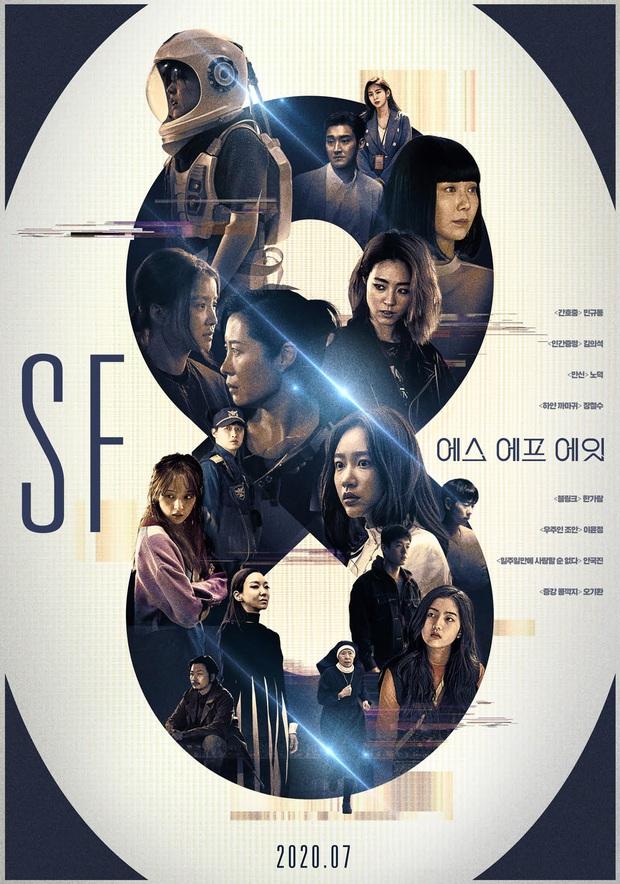 3 lý do xem gấp siêu phẩm SF8: Phim khoa học viễn tưởng nặng đô kết hợp hành động mãn nhãn xem là ghiền! - Ảnh 1.