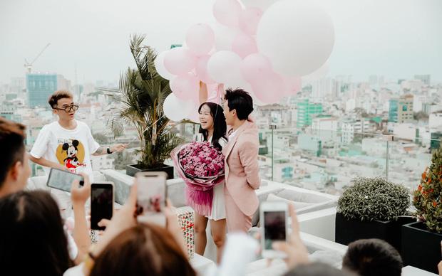 DJ Mie (Rap Việt) có bạn trai với profile cực xịn, lên tiếng về tin đồn được cầu hôn sau 4 tháng hẹn hò - Ảnh 4.