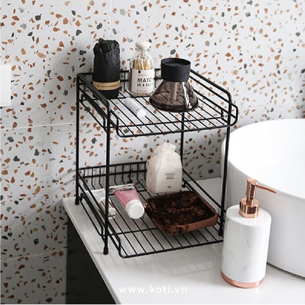 Biến phòng tắm thành tổ chill không khó nếu bạn biết đến 15 món đồ trang trí vừa xinh xẻo lại gọn gàng thế này - Ảnh 20.