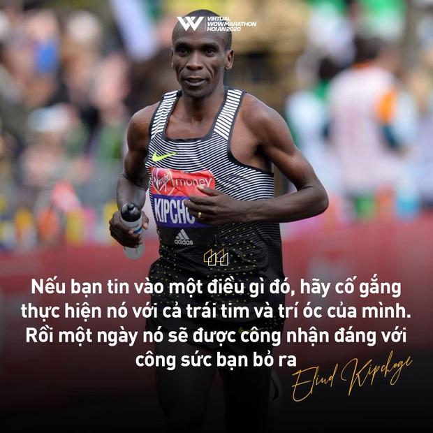 Học cách không bỏ cuộc trên đường chạy marathon - Ảnh 1.