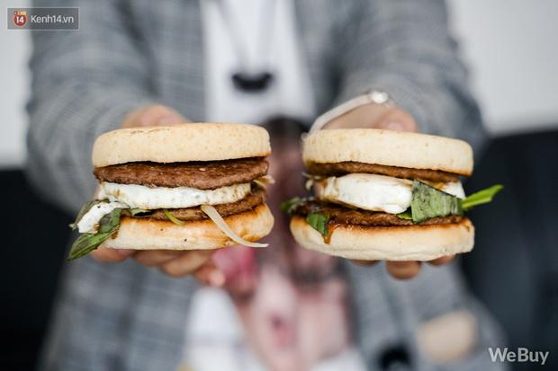 Ăn thử burger vị phở vừa ra mắt của McDonald's: Thơm nức mũi, đủ ngon nhưng hình như thiếu món gia vị quan trọng nhất? - Ảnh 11.