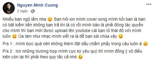Cha đẻ ca khúc Hoa Nở Không Màu của Hoài Lâm công khai cảnh cáo, gắn cờ kênh YouTube vi phạm bản quyền trắng trợn - Ảnh 5.