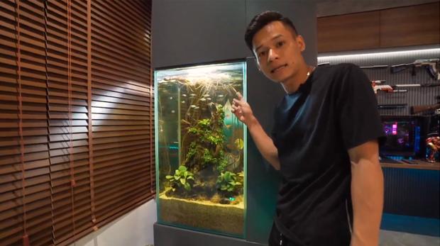 Làm vlog giới thiệu nhà mới, Độ Mixi lập kỷ lục lượt xem livestream siêu khủng, gấp 6 lần sức chứa sân Mỹ Đình - Ảnh 3.