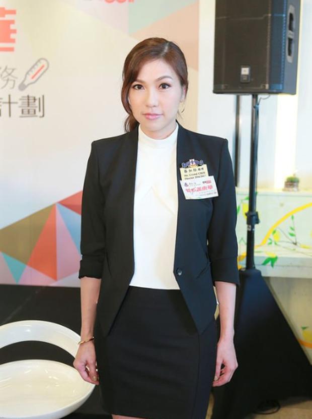 Thiên kim của Vua đồ chơi Hồng Kông: Xinh đẹp giỏi giang, 25 tuổi đã làm chủ tịch, từng bị đồn liên quan đến scandal ảnh nóng của Trần Quán Hy - Ảnh 1.