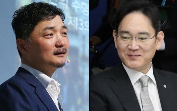 'Thái tử Samsung' không còn là người giàu thứ hai Hàn Quốc - Ảnh 1.