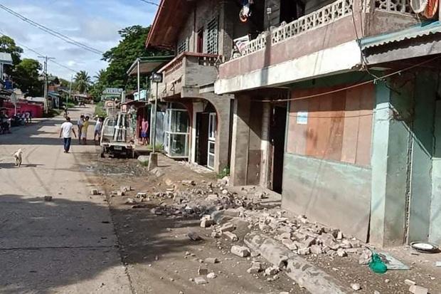 Động đất 6,6 độ ở Philippines làm 41 người thương vong - Ảnh 1.