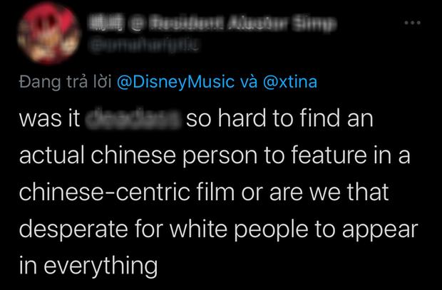 Mulan tung nhạc phim siêu xịn của Christina Aguilera nhưng lại ép Lưu Diệc Phi làm nền khiến netizen sôi máu - Ảnh 3.