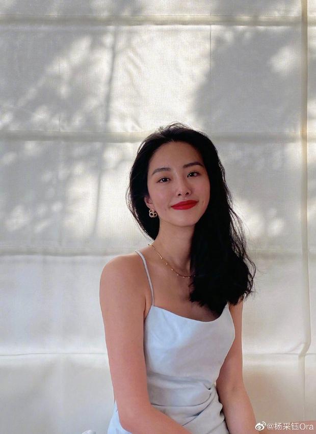 Người tình của cha nuôi Lưu Diệc Phi: Nhan sắc chẳng kém thần tiên tỷ tỷ, style đẹp như gái Pháp khiến dân tình mê mẩn - Ảnh 11.