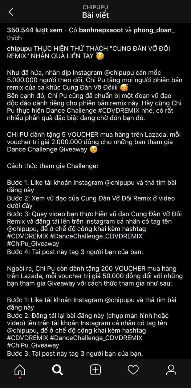Instagram của Chi Pu tăng giảm thất thường lượng follower, cư dân mạng đặt ra nhiều nghi vấn! - Ảnh 3.