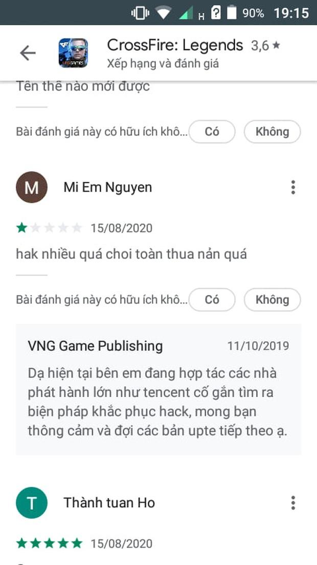 Game thủ kêu gào hack quá nhiều, câu trả lời của VNG khiến cho tất cả đều không thể đỡ nổi - Ảnh 3.
