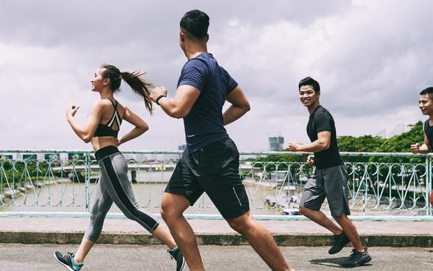 Học cách không bỏ cuộc trên đường chạy marathon - Ảnh 3.