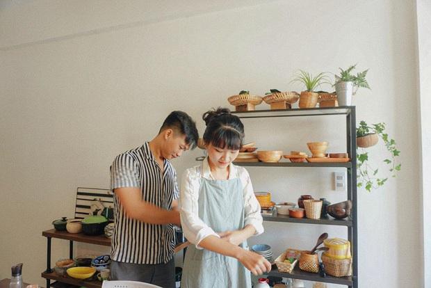 Những mâm cơm rực rỡ của cô gái 26 tuổi có 10 năm ăn chay trường, hạnh phúc với niềm vui nhỏ từ căn bếp - Ảnh 8.