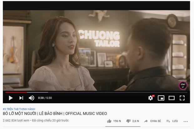 #1 top trending có chủ nhân mới, kết hợp BTS, Lê Bảo Bình và clip nhạc chế hạ bệ Rap Việt và King Of Rap trên YouTube! - Ảnh 6.