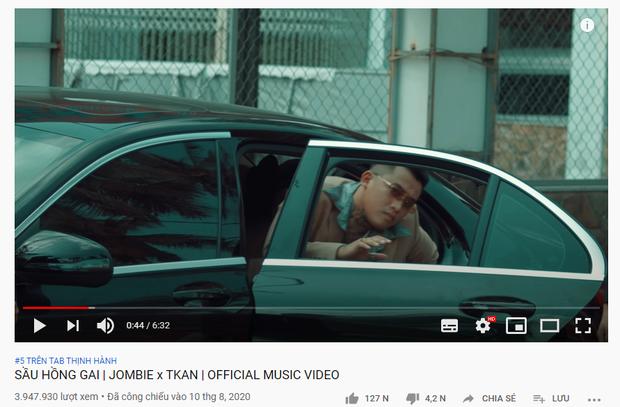 #1 top trending có chủ nhân mới, kết hợp BTS, Lê Bảo Bình và clip nhạc chế hạ bệ Rap Việt và King Of Rap trên YouTube! - Ảnh 9.