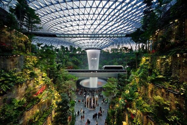 Những kiến trúc như bước ra từ giấc mơ sẽ khiến bạn phải search Google xem chúng có thật hay không - Ảnh 5.