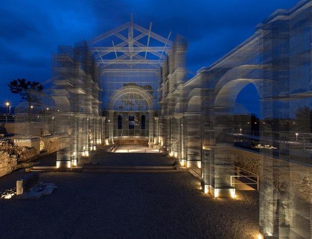 Những kiến trúc như bước ra từ giấc mơ sẽ khiến bạn phải search Google xem chúng có thật hay không - Ảnh 8.