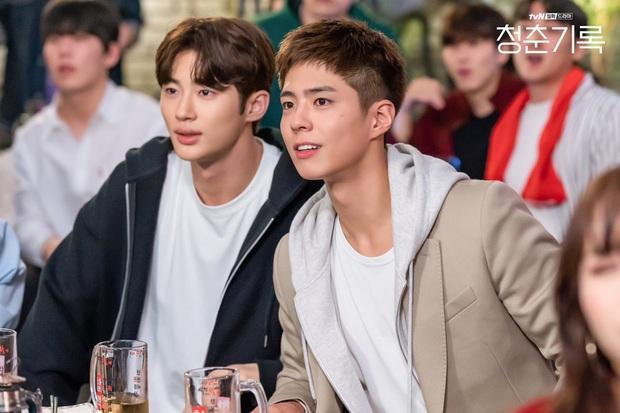 Park Bo Gum cùng nam phụ đọ sắc căng đét ở Record of Youth, chị em biết lựa anh nào đây? - Ảnh 1.